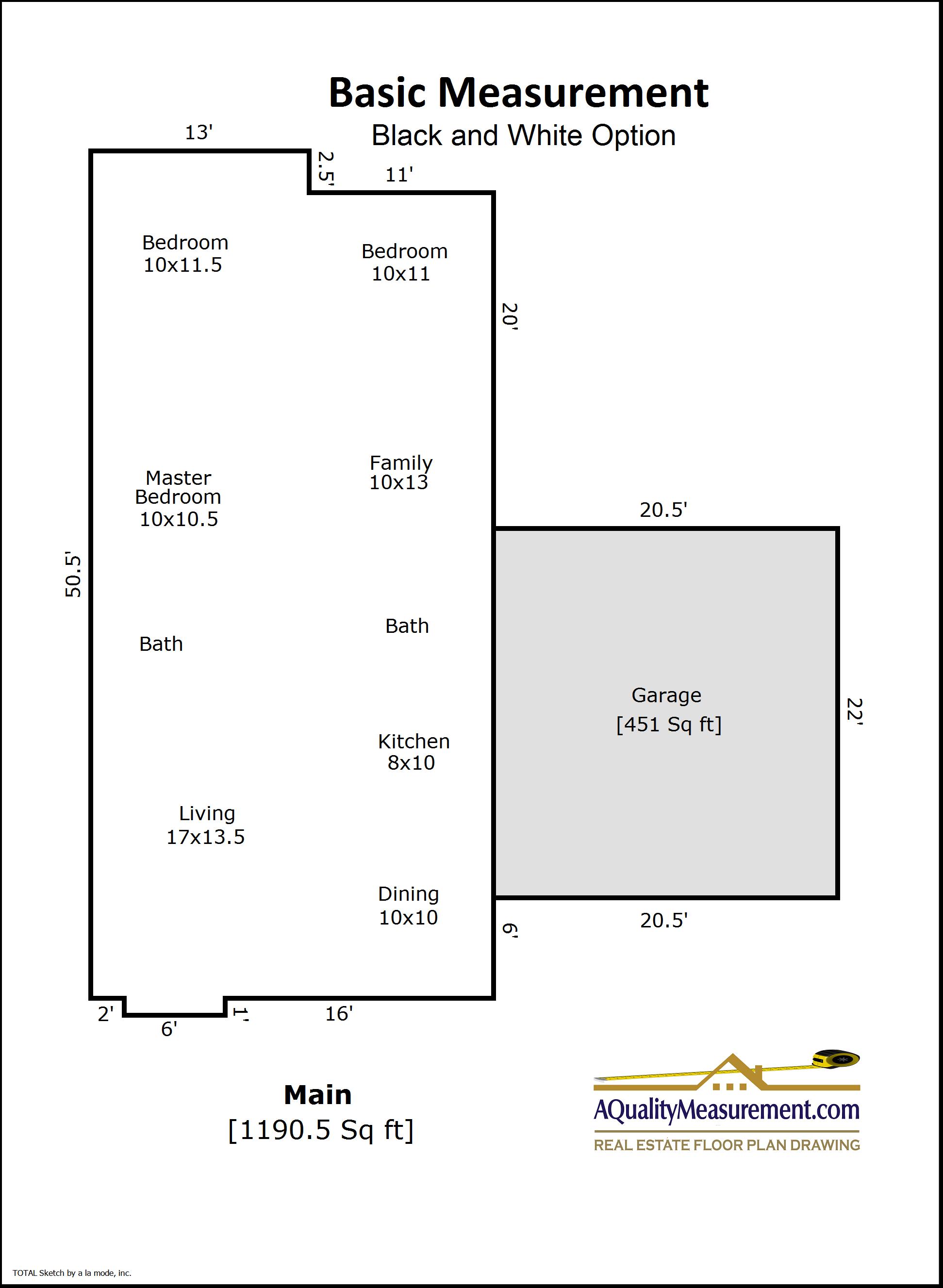 Portland Home Energy Scores Floor Plans A Quality