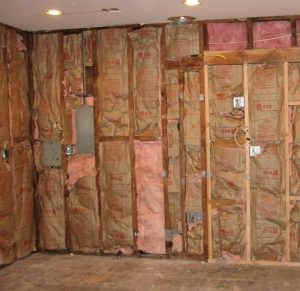 Insulation in Walls Portland Home Energy Score